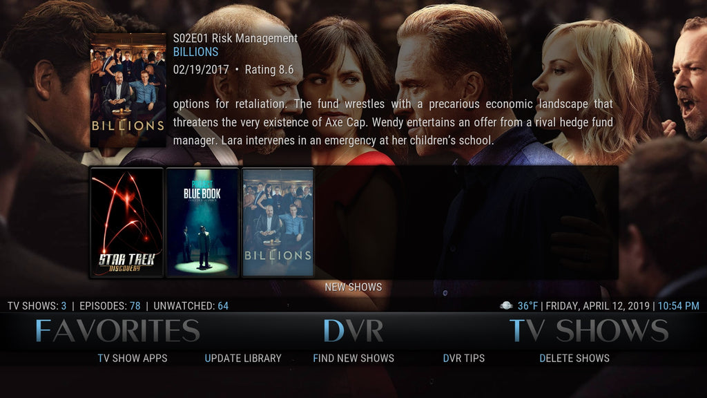 Cut the Cable Cord with Free Kodi TV