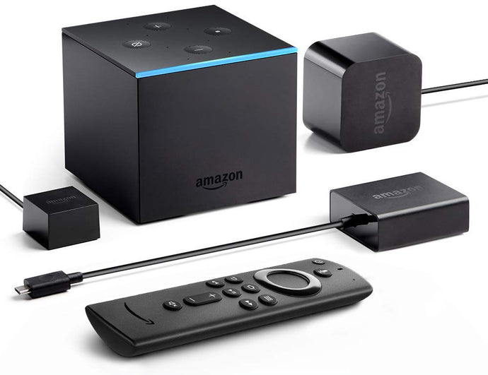 All-New Jailbroken 2nd Gen Fire TV Cube 2019 with 5 Kodi Builds 35+ Apps