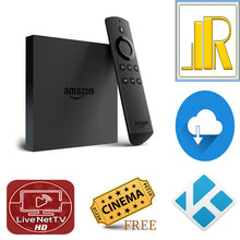 Jailbroken Amazon Fire TV 4K Box 2nd Generation