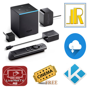 Jailbroken Amazon Fire TV Cube 4 Elite Kodi Builds 30+ Apps
