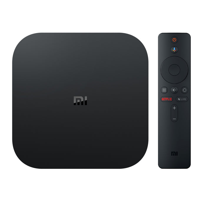 Jailbroken Mi Box S Android TV Box 2 Kodi Builds 20+ Streaming Apps