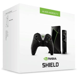 Jailbroken NVIDIA Shield TV Box 16GB Gaming Controller & Remote