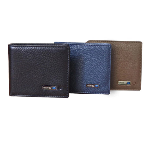 Smart wallet, Anti lost smart wallet, Smart Anti-lost bluetooth wallet, Smart Bluetooth Anti-lost Wallet, Smart Bluetooth GPS Remote Controlled Wallet | DAILY DEAL ME