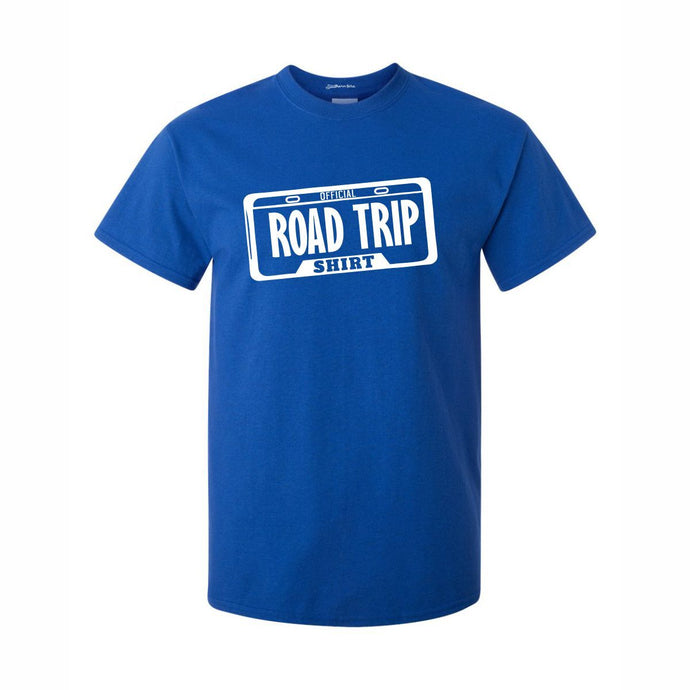 Official Road Trip Shirt Novelty T Shirt Best Gift When Heading On Road Trip