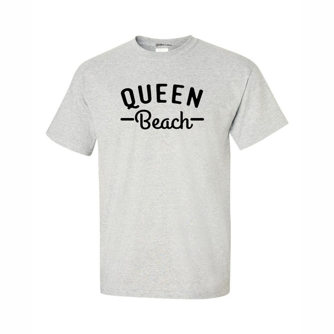 Queen Beach Novelty T Shirt Funny Perfect Gift For The Women In Your Life
