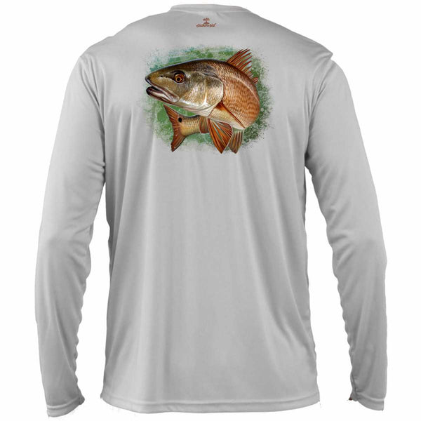 Redfish Mens Fishing Shirt