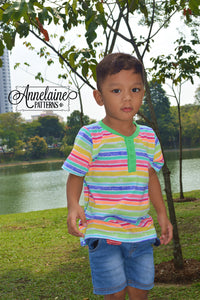 Sawyer Shirt (Kids 6m - 20)