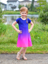"Clementine Dress (Kids 9m - 20, Doll 15""-18"")"
