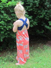 Firecracker Tunic/Dress/Maxi (9m - 14)