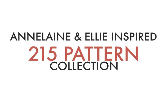 Entire Annelaine & Ellie Inspired Collections
