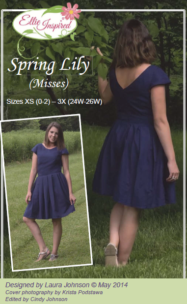 Spring Lily by Ellie Inspired (Women 0 - 26W)
