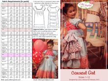 Carousel Girl by Ellie Inspired (Girls 1 - 12)