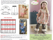 Miss Muffet by Ellie Inspired (Girls 1 - 16)