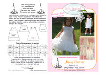 Nanny Etticoat by Ellie Inspired (Girls 1 - 12)