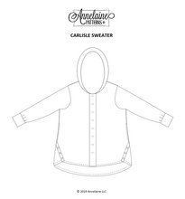Carlisle Sweater (Women 00 - 20)