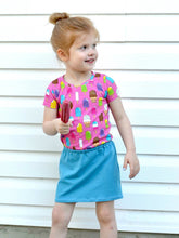 Feather Dress (Kids 9m - 14)