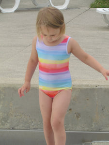 Honey Bee Swimsuit/Leotard (Kids 6m - 20)