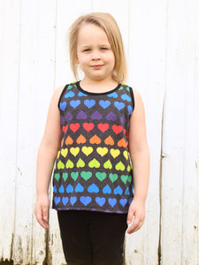 Mountainside Tank (Kids 9m - 20)