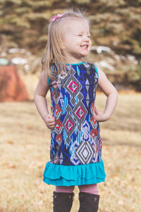 June Tunic/Dress (12m - 6T)