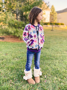 Blake Bomber Jacket (Kids 9m - Youth 20)