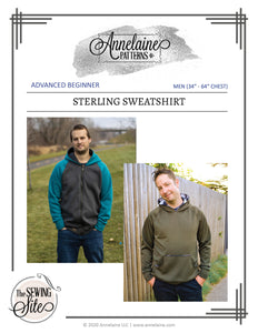 "Sterling Sweatshirt & Pullover (Men 34"" - 64"" Chest)"