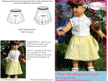 "Meadowsweet by Ellie Inspired (Doll 15"" & 18"")"