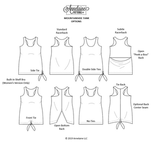 Mountainside Tank (Women 00 - 30)