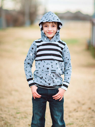 Sawyer Shirt (Boys 6m - 20)