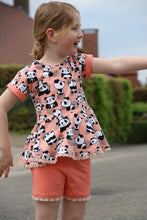 sewing pdf pattern for girls