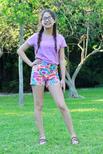 teen girl shorts pdf pattern