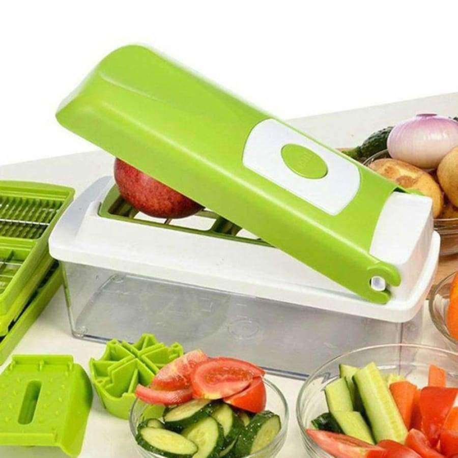 12 In 1 Magic Vegetable Slicer