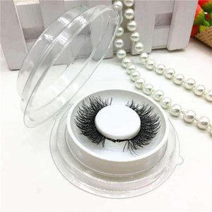 3D Magnetic False Eyelashes