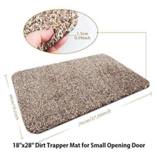 The Magic Door Mat