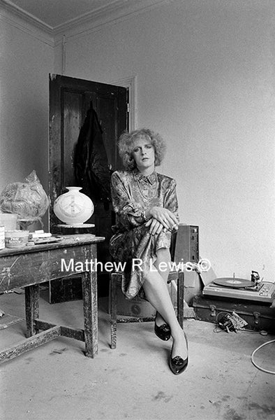 Grayson Perry and Matthew R Lewis