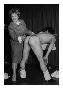 Cynthia Payne, Madam, Luncheon Vouchers, Bum, Spank, Bottom, Personal Service, Julie Walters