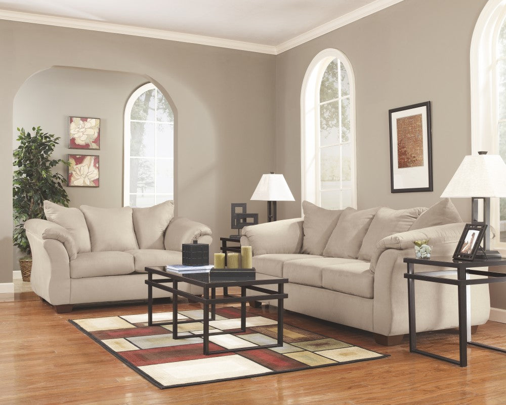 Wondrous Darcy Sofa Loveseat Set Stone Your Furniture Spot Pdpeps Interior Chair Design Pdpepsorg
