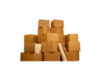 Five Bedroom Moving Boxes Starter Kit - NYC