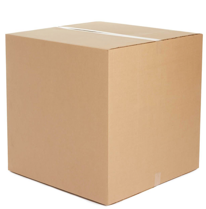 "Double Walled Extra Large Heavy Duty Box - 40"" X 40"" X 40"""