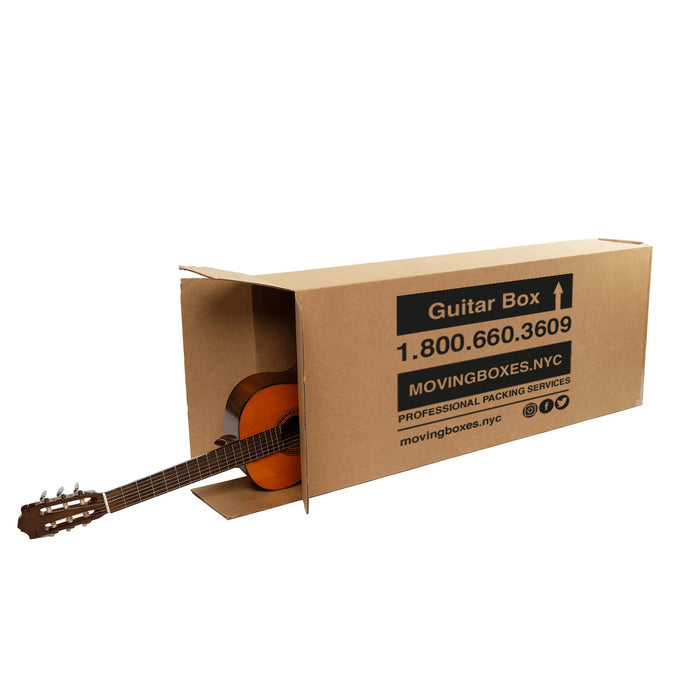 Acoustic & Classical Guitar Box