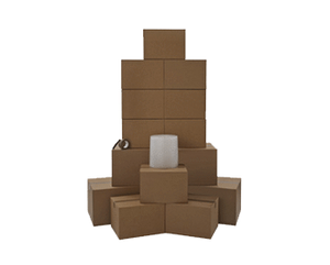 Economy Moving Boxes Kit (Large)