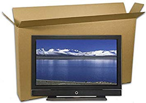 "Plasma TV Box 60"" x 10"" x 34"" (11.8 c/f)"