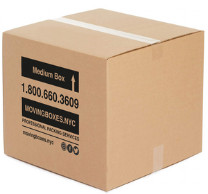 Medium Moving Box - 18″ X 18″ X 16″ Pack Of 12