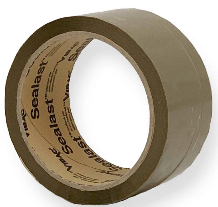 Tape (Tan or clear) 55 yards