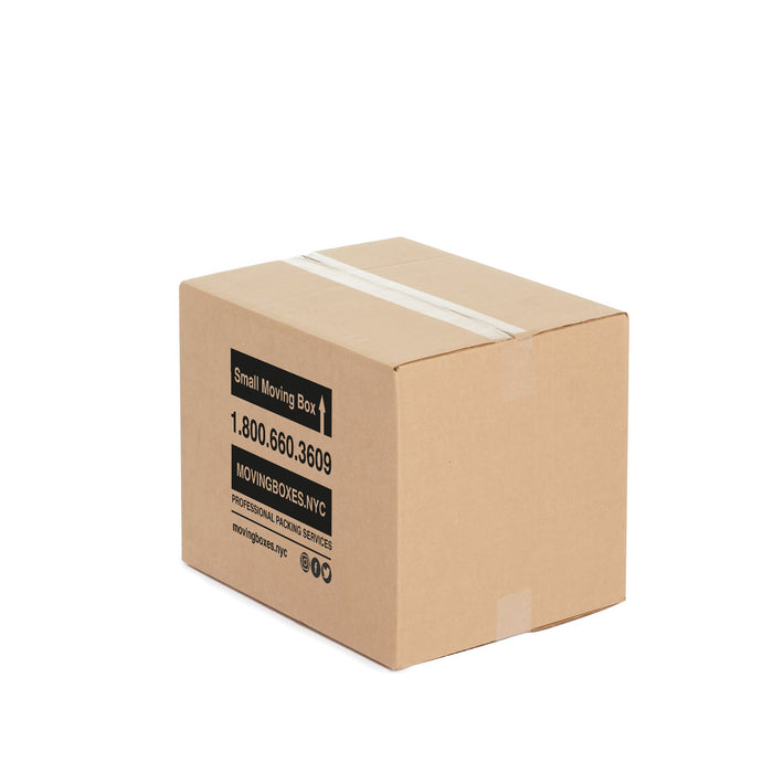 "Small Moving Box - 16"" X 13"" X 13"" Pack Of 6"