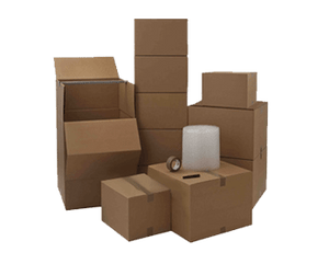 Three Bedroom Full Moving Boxes Kit - NYC