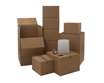 Three Bedroom Essential Moving Boxes Kit - NYC