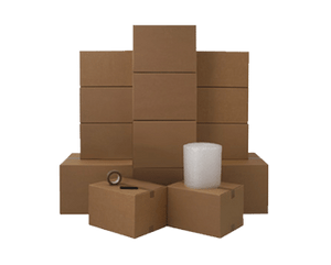 Two Bedroom Starter Moving Kit - NYC