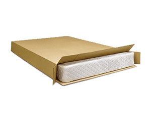 "Crib Mattress Box 55"" x 10"" x 32"" (10.1 c/f)"