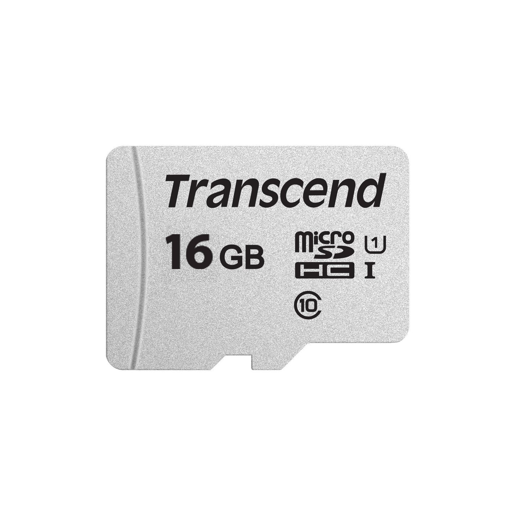 Transcend 16GB SD card