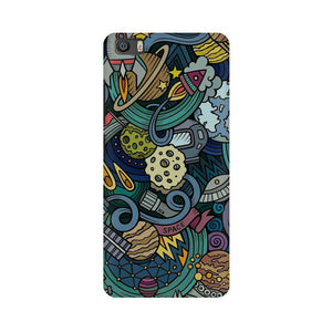 spacedoodle xiaomi mi 5 mobile covers